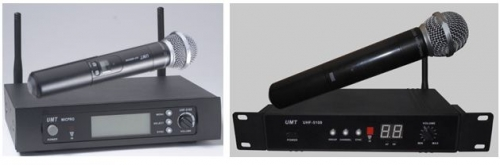 מיקרופון אלחוטי MICPROECO UHF-5100