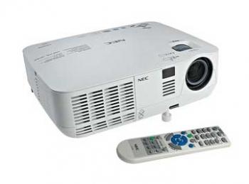 NEC Projector NP-V300WG