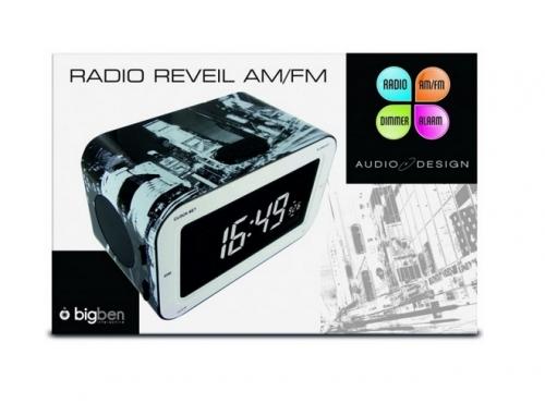 רדיו שעון מעורר new york