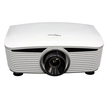 optoma-x605-from-top מקרן