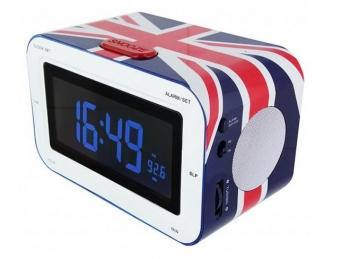 רדיו שעון מעורר UK